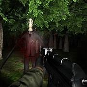 Slenderman Must Day: Silent Forest